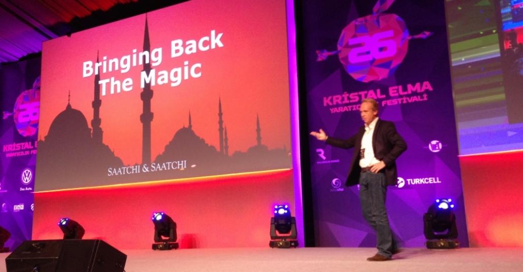 Bring Back The Magic [Kristal Elma 2014]