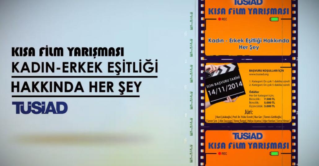 Kadın Erkek Eşitliği Hakkında Kısa Film Yarışması