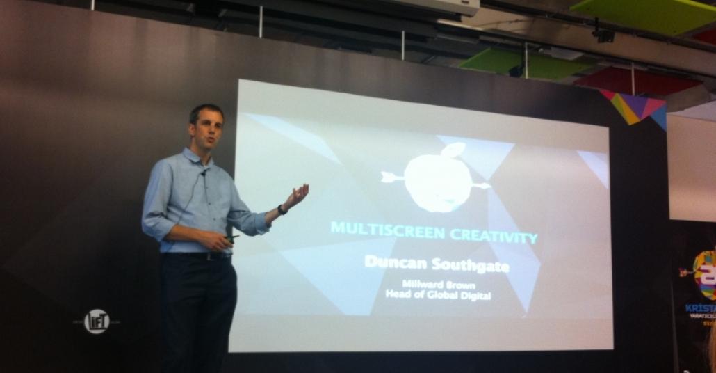 Multiscreen Creativity [Kristal Elma 2014]