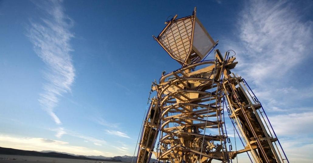 Sanatın ve İnsan Doğasının Zirvesi: Burning Man