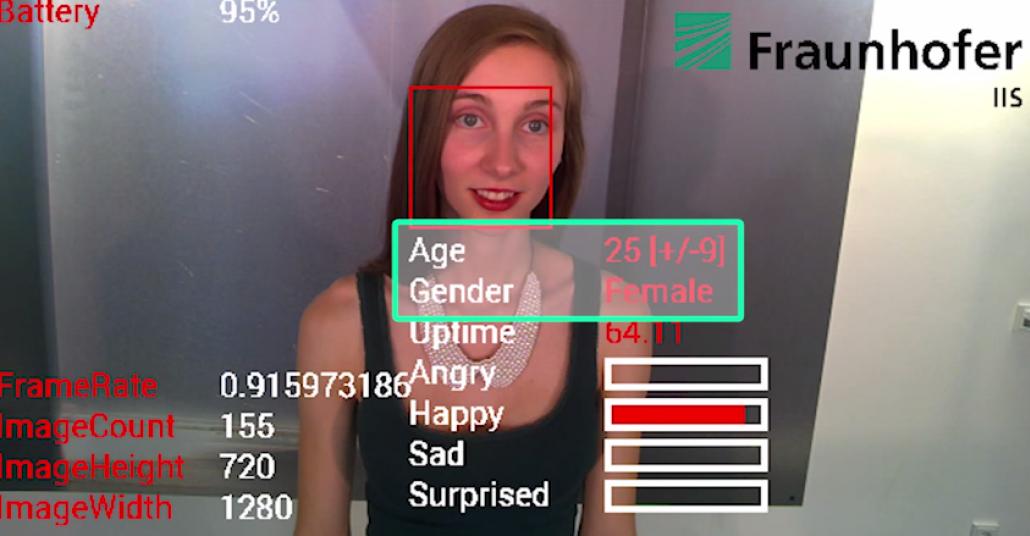 Shore: İnsanların Duygularını Analiz Eden Google Glass Uygulaması