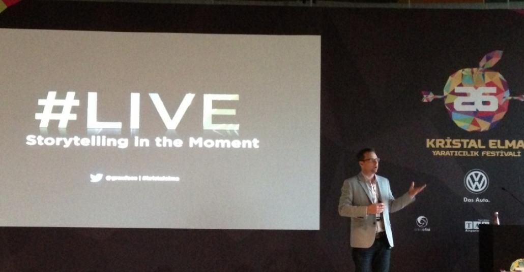 Twitter: Marketing In The Moment [Kristal Elma 2014]