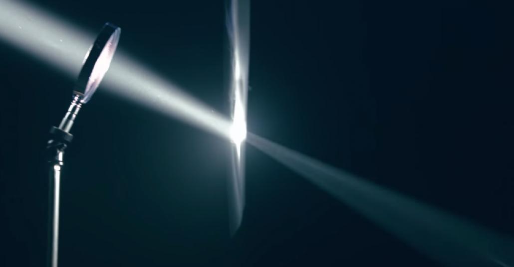 Işıkla Çalışan Rube Goldberg Makinesi
