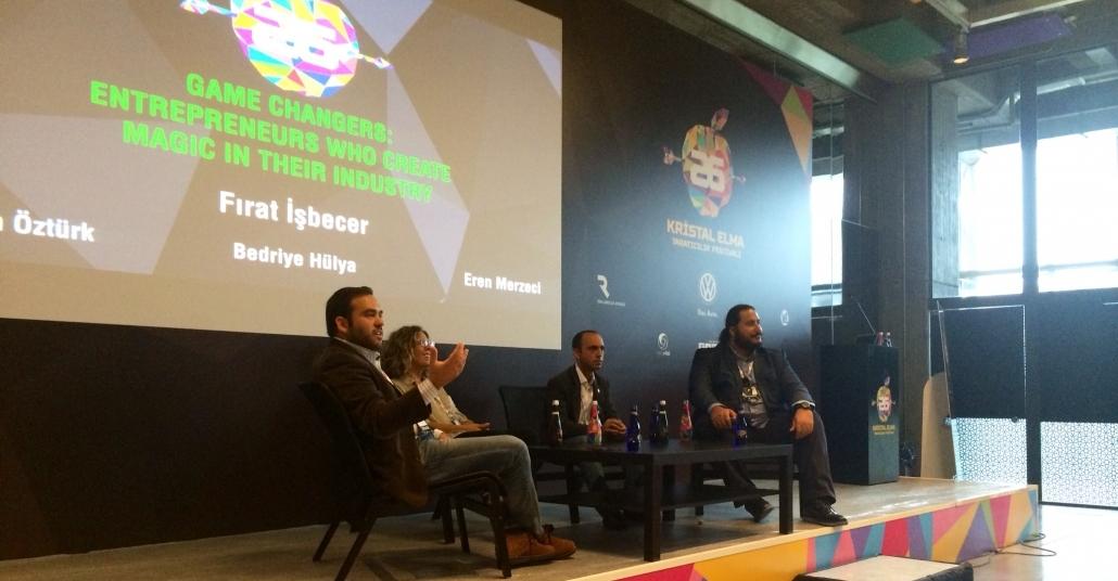 Game Changers: Entrepreneurs Who Create Magic in Their Industries [Kristal Elma 2014]