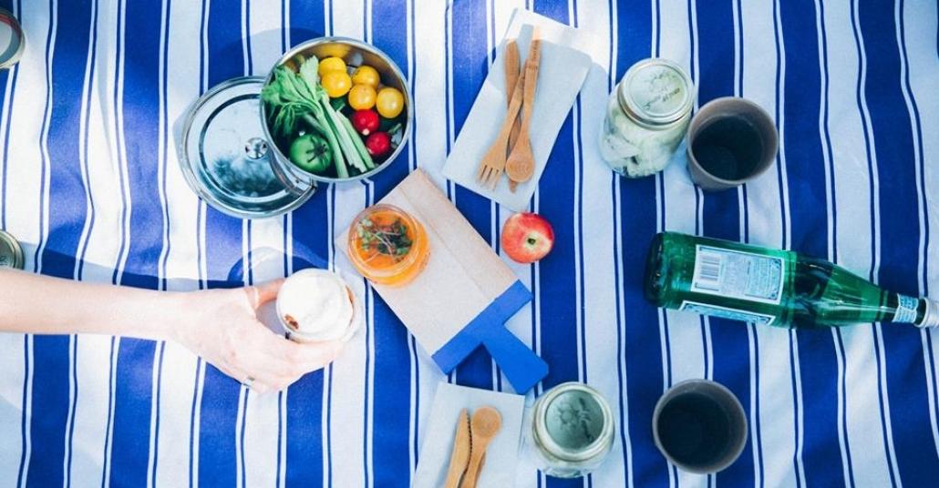 Piknik Sepetiniz Sizin İçin Hazır