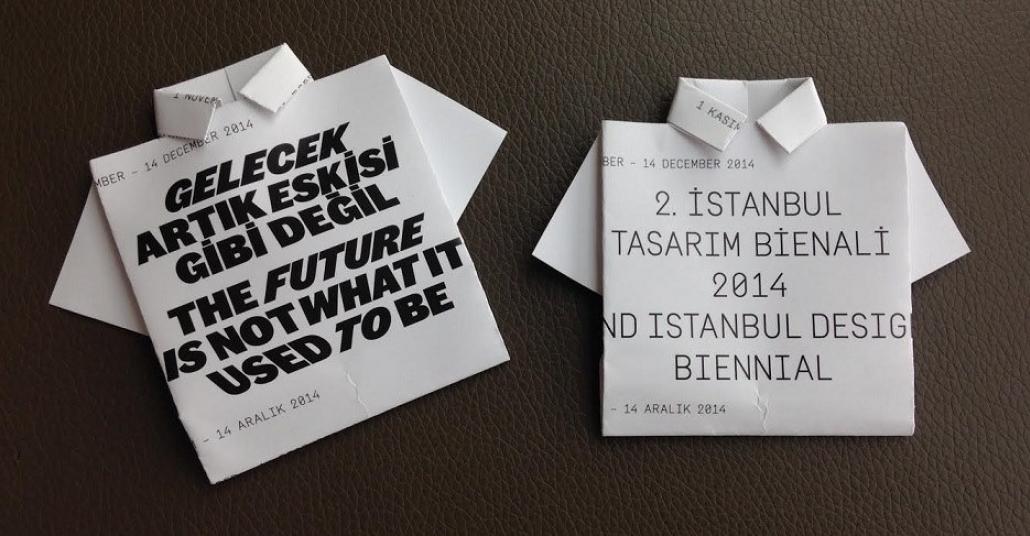 İstanbul Tasarım Bienalinden Origami ve Keşif Yarışmaları