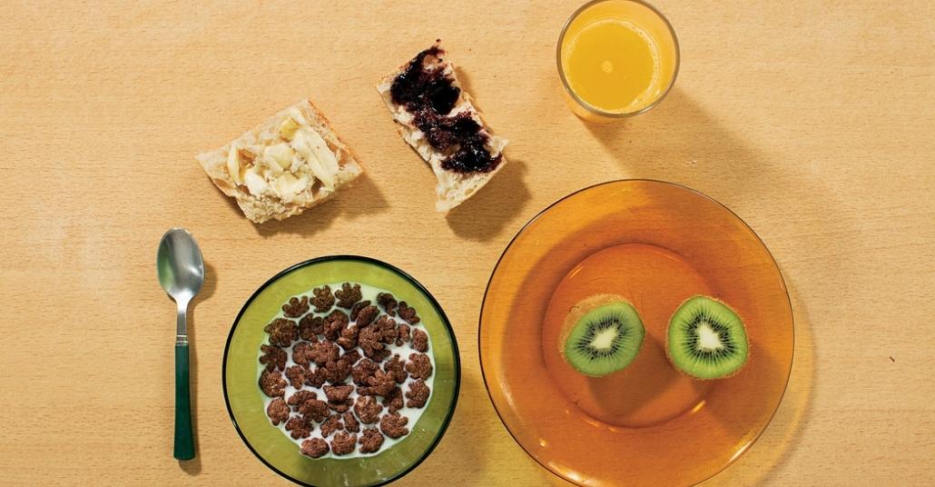 Dünya Çocuklarının Kahvaltı Alışkanlıkları