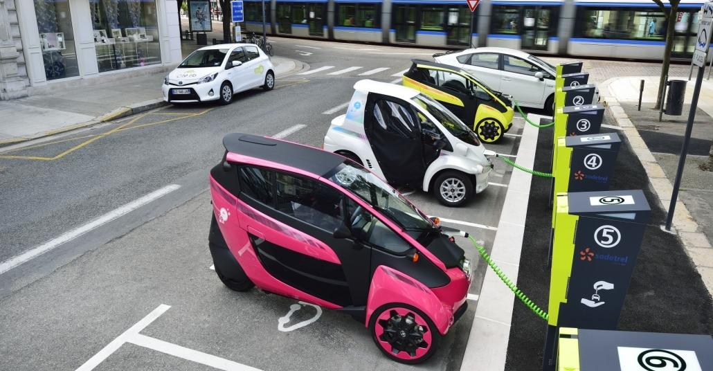 Toyota'dan Şehir Ulaşımına Minik Çözüm