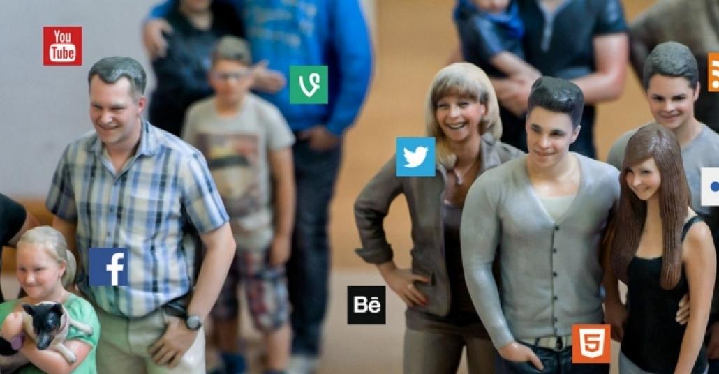 Uniqlo'dan İnsansız Selfie Projesi