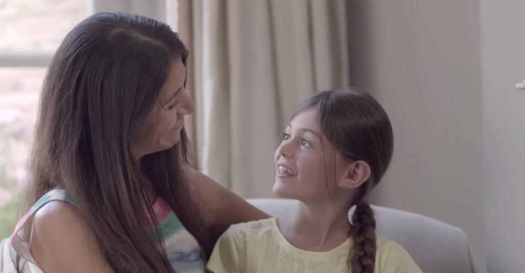 Dove: Anneler ve Kız Çocukları