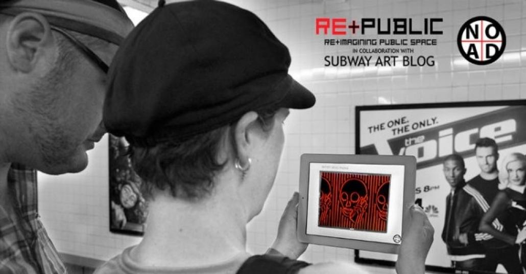 Reklamları Sanat Eserleriyle Değiştiren Uygulama: NO AD