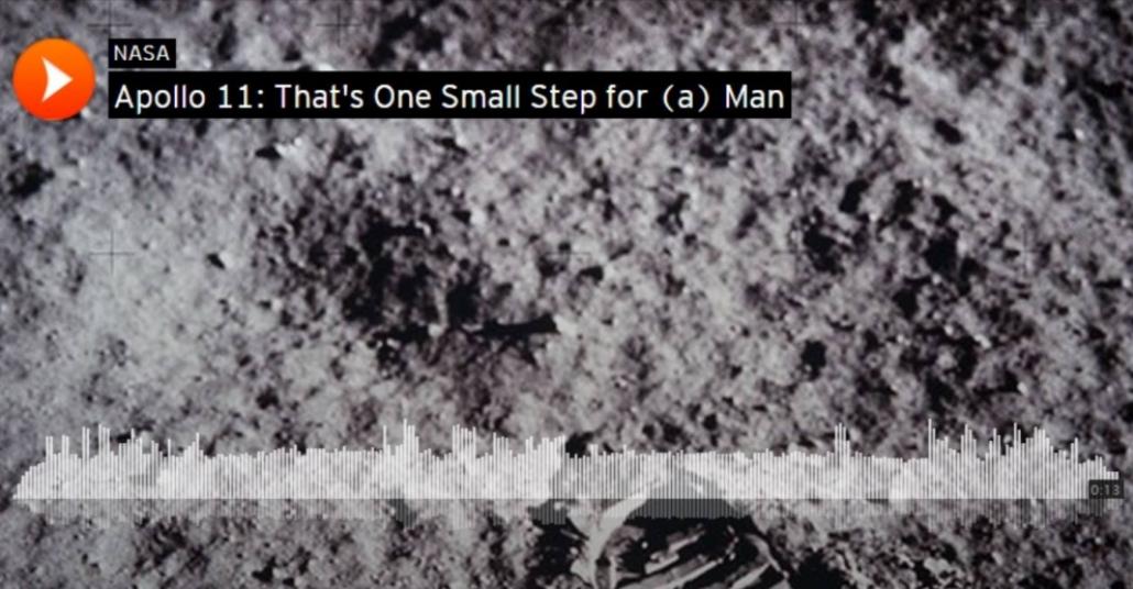 NASA'nın Uzay Sesleri Kütüphanesi