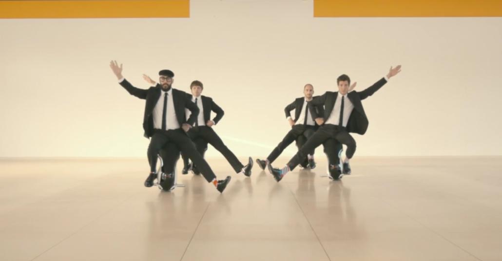 OK Go'dan İlgi Çekici İçerik Üretimi Dersi: I Won't Let You Down