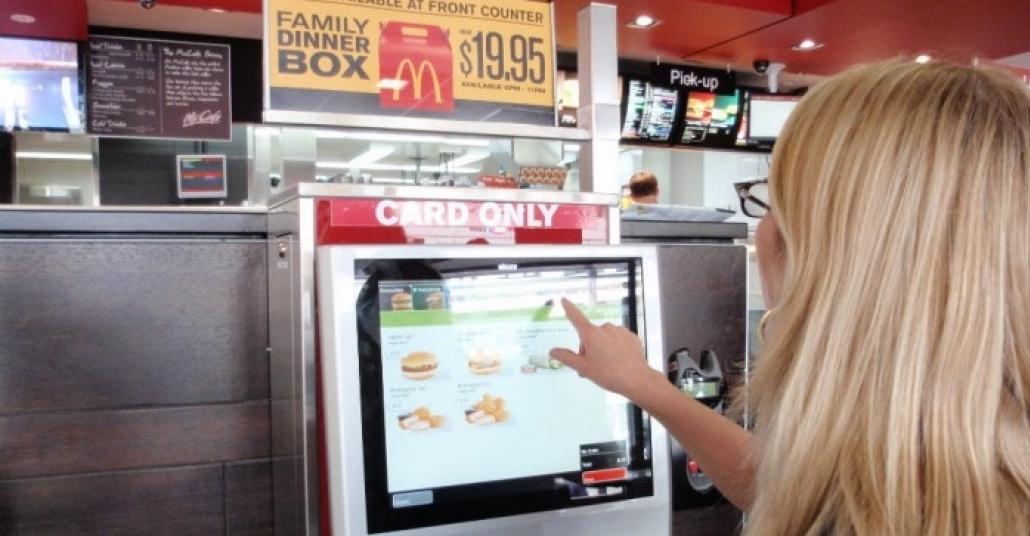 McDonalds'ın Kendi Burgerini Kendin Yarat Denemesi