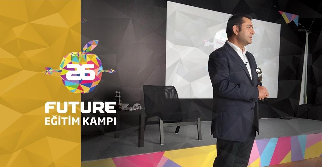 Future Eğitim Kampı: Karpat Polat'tan İyi Bir Yaratıcı Yönetmen Olmanın Sırları [Kristal Elma 2014]