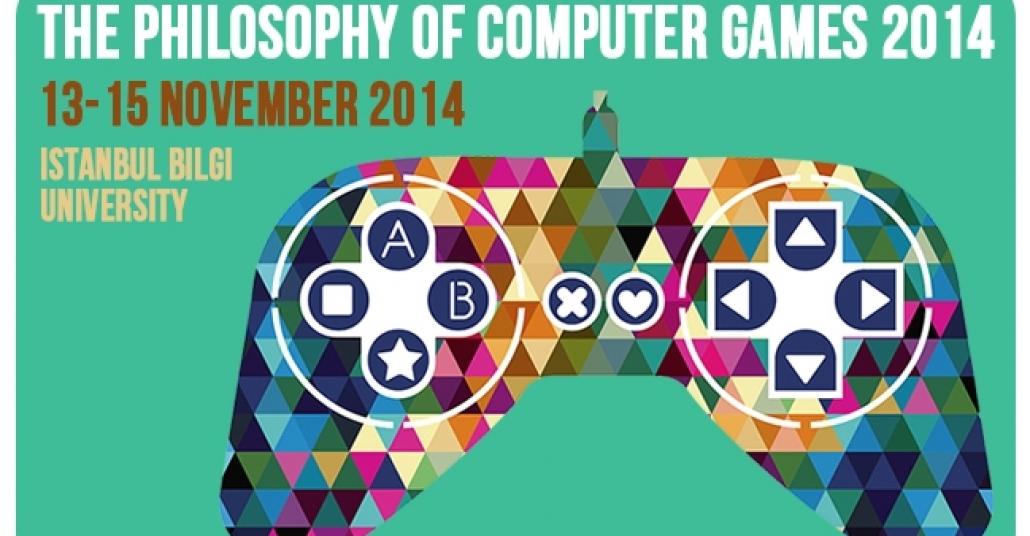 8. Uluslararası Dijital Oyun Felsefesi Konferansı