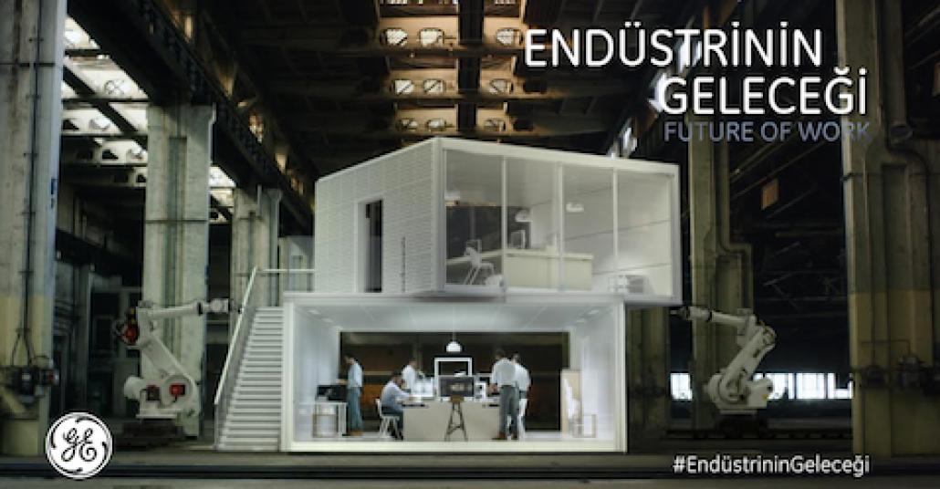 General Electric'ten Endüstrinin Geleceği