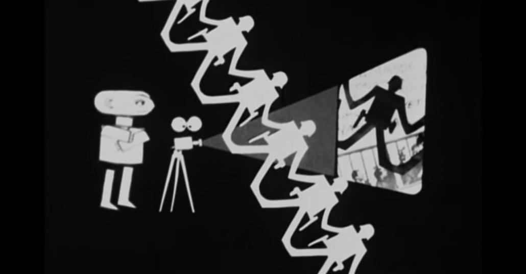 """1970 Yapımı Kısa Film """"Sansür"""" ve İronik TRT Ödülü"""