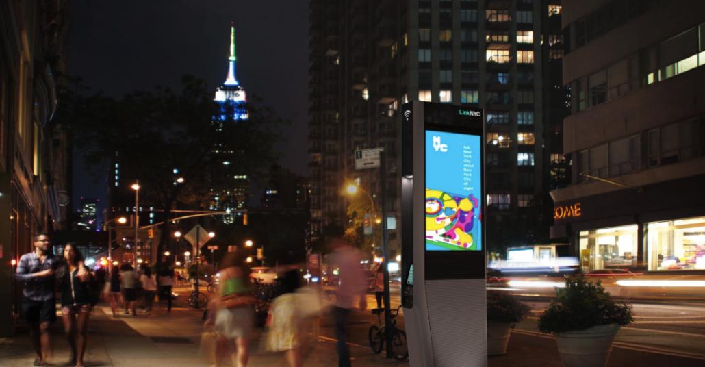 New York'lulara Ücretsiz ve Hızlı Wi-Fi Hizmeti