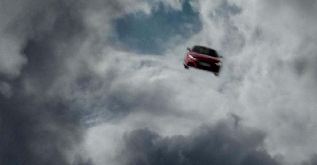 Audi TTS – Leap of Faith
