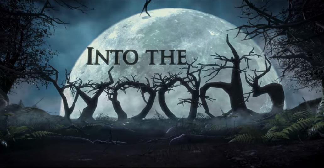Into The Woods Filminin GIF'li Karakter Afişleri