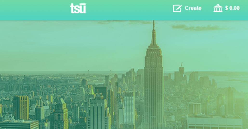 Kullanıcıların İçeriklerinden Para Kazanabildiği Sosyal Ağ: Tsū