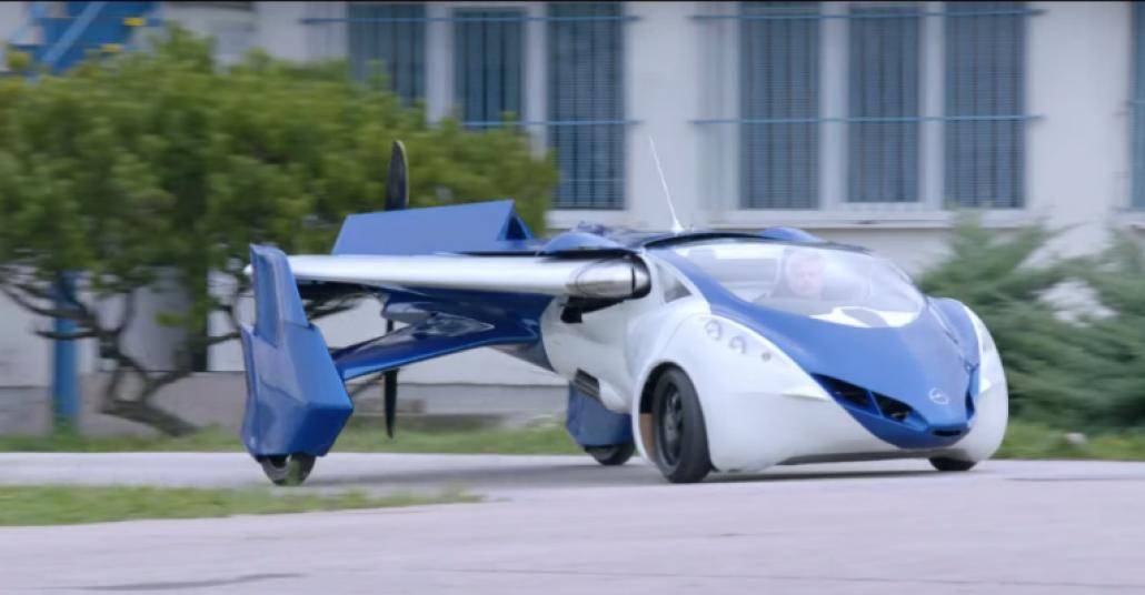 Uçan Otomobilin Mucidi Pazarlama Zirvesi'ne Konuk Olacak
