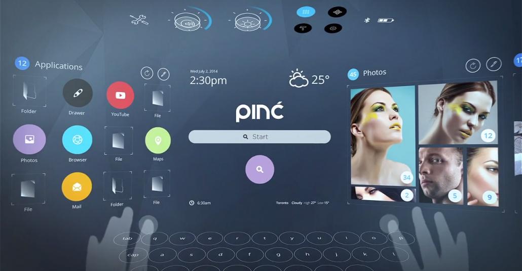 iPhone 6 İçin Sanal Gerçeklik Gözlüğü: Pinć