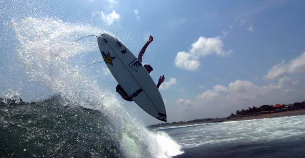 Saniyede 1000 Kare ile Sörf Yapmak