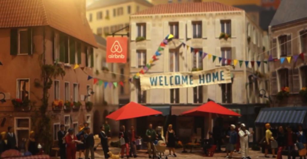 Airbnb'nin Yeni Kampanyası: Welcome To Home