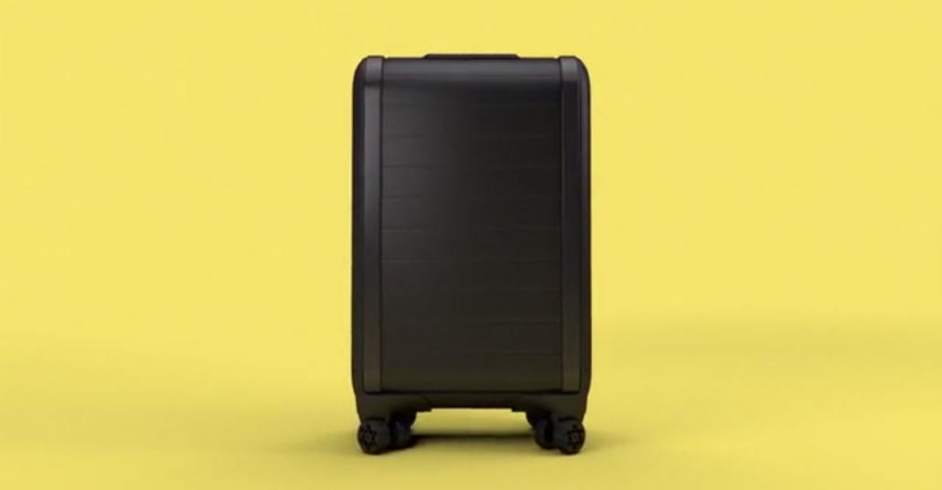 Fermuarsız Akıllı Valiz Yolculuk Standardını Değiştiriyor