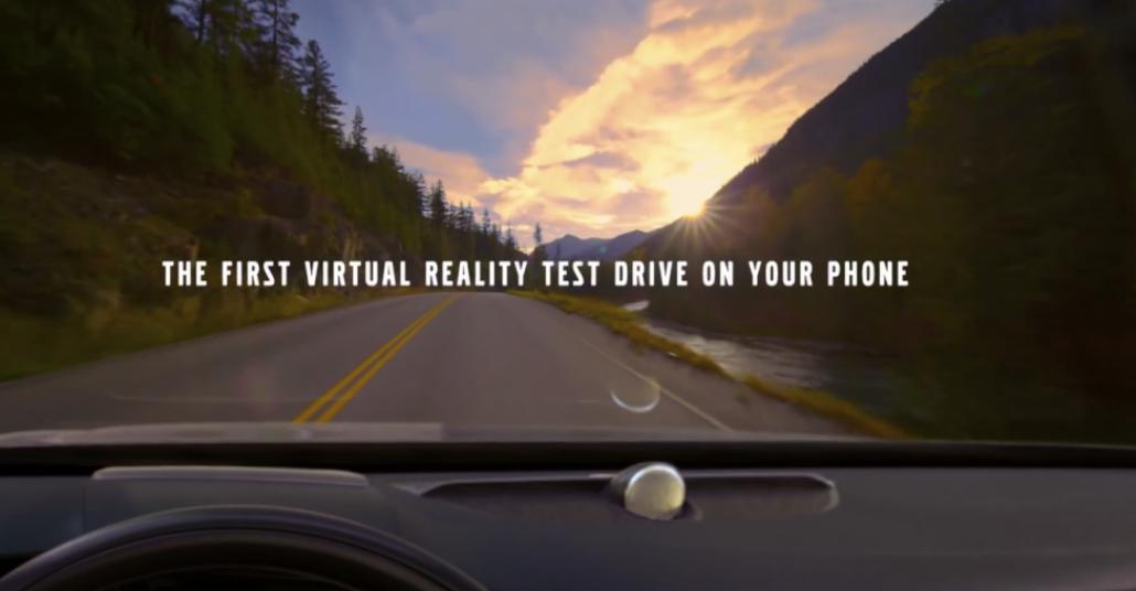 Volvo'dan Test Sürüşüne Farklı Bir Yaklaşım