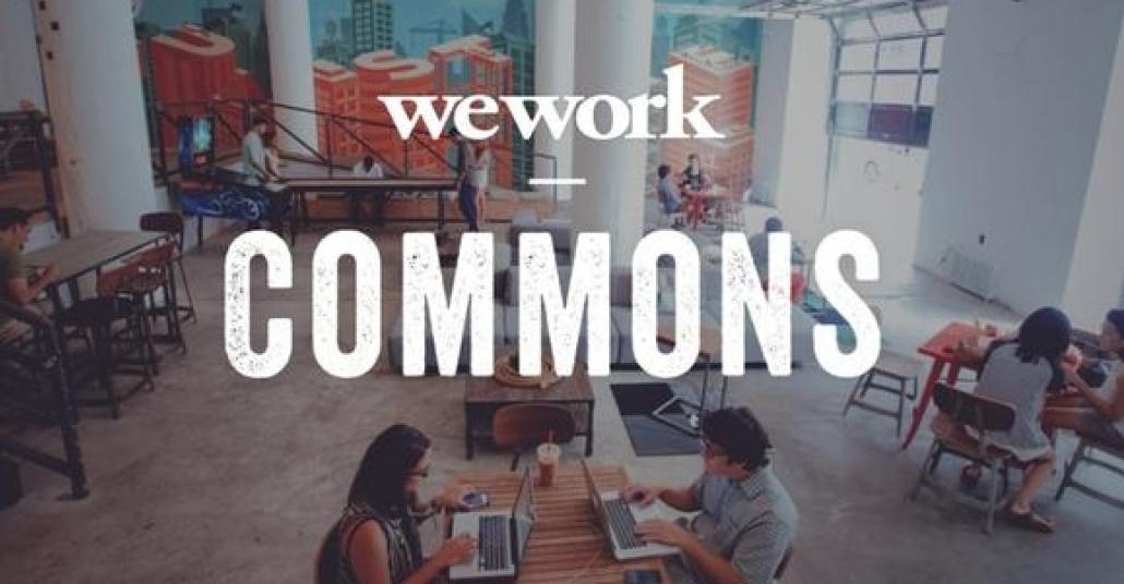 Bağımsız Çalışanlar için Sosyal Ağ: WeWork Commons