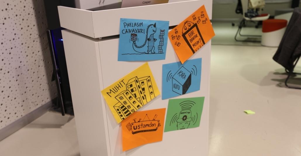 Things Hackathon: Teknolojiyle Sosyal Fayda Üretmek