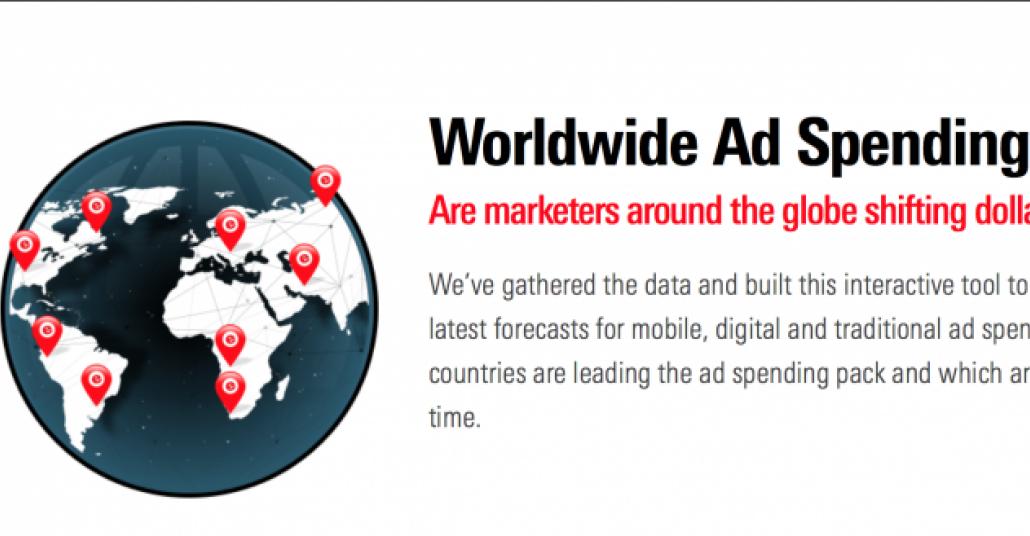 Dünya Çapındaki 2014 Reklam Harcamaları
