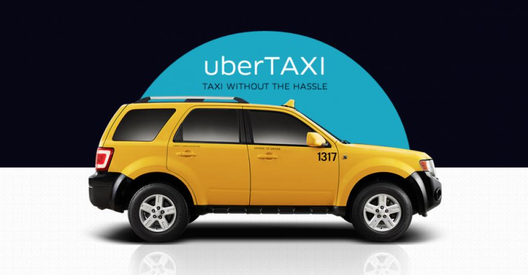 Uber'in Taksi Hizmeti İstanbul'da