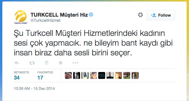 Turkcell Müşteri Hizmetleri Twitter Hesabı Hacklendi Bigumigu