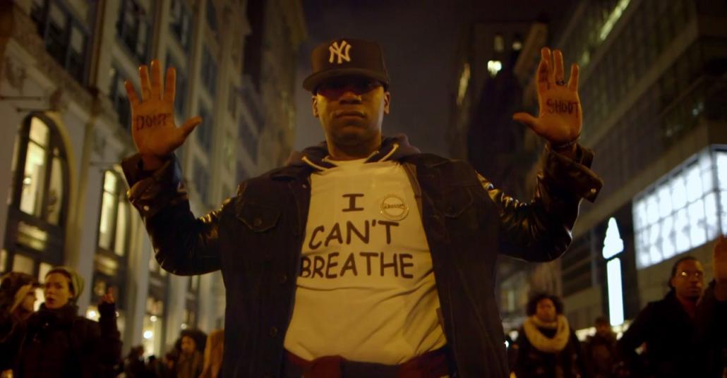 Ferguson Olayları Hakkında Bir Belgesel: Our Streets