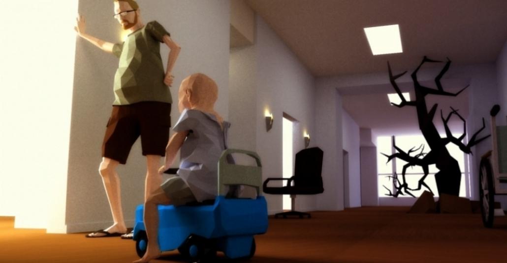 Beyin Kanseri Bir Çocuğun Oyuna Uyarlanmış Hikayesi