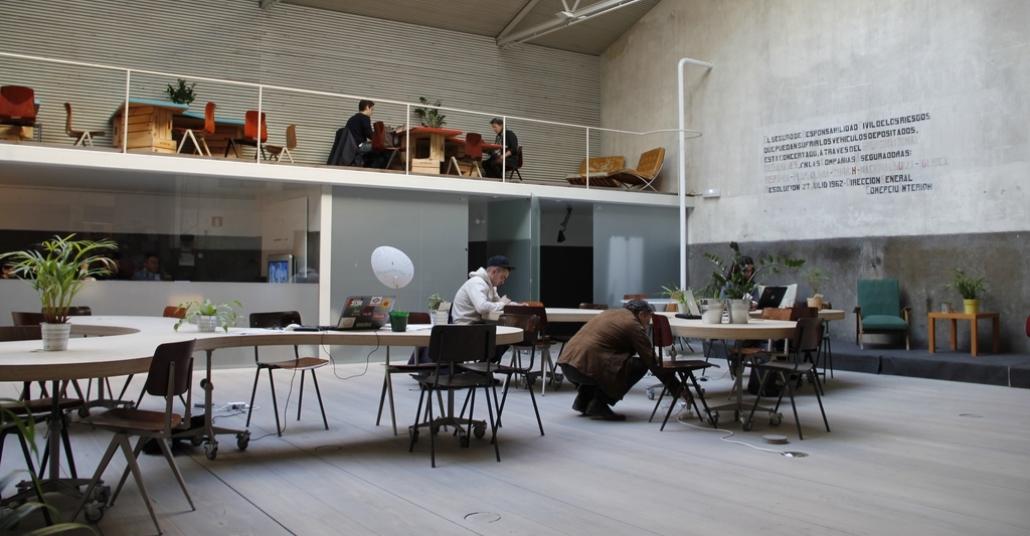 Çalışma Alanlarına Yeni Bir Bakış: Co-Working Spaces