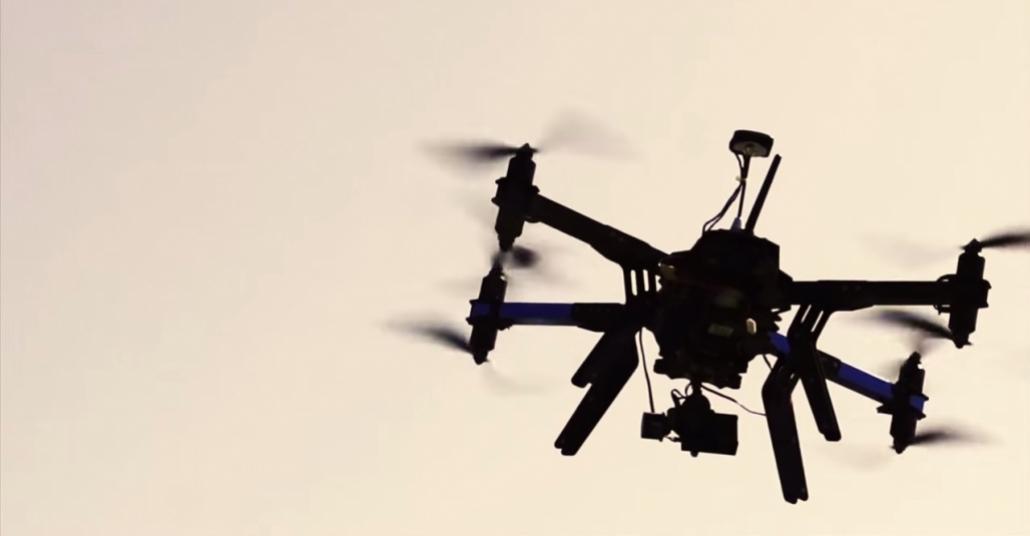 2014'te Bigumigu'da Öne Çıkan Drone Kullanımları