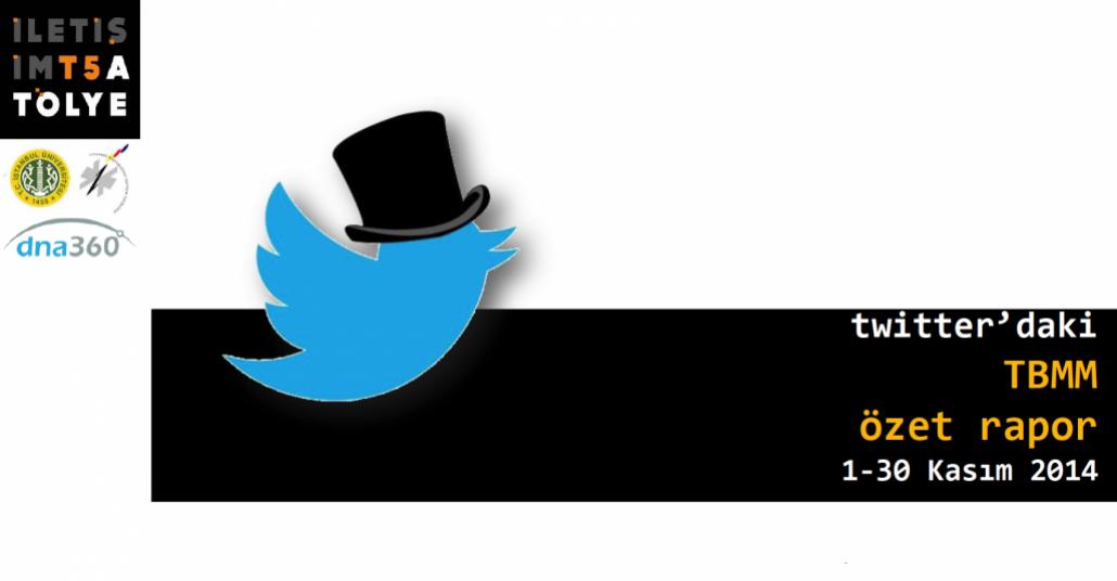 Twitter'daki TBMM: Kasım Analizi
