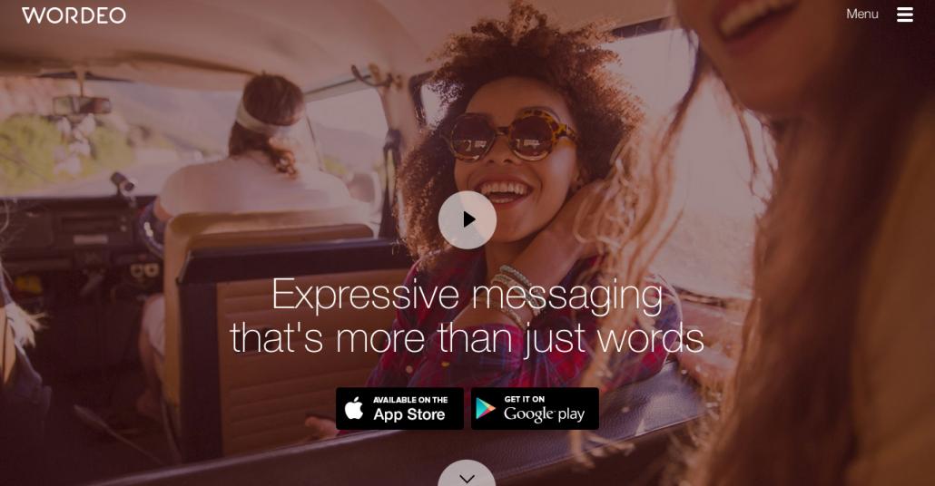 Wordeo: Görsel Sözlükle Kelimelerden Film Yapan Uygulama