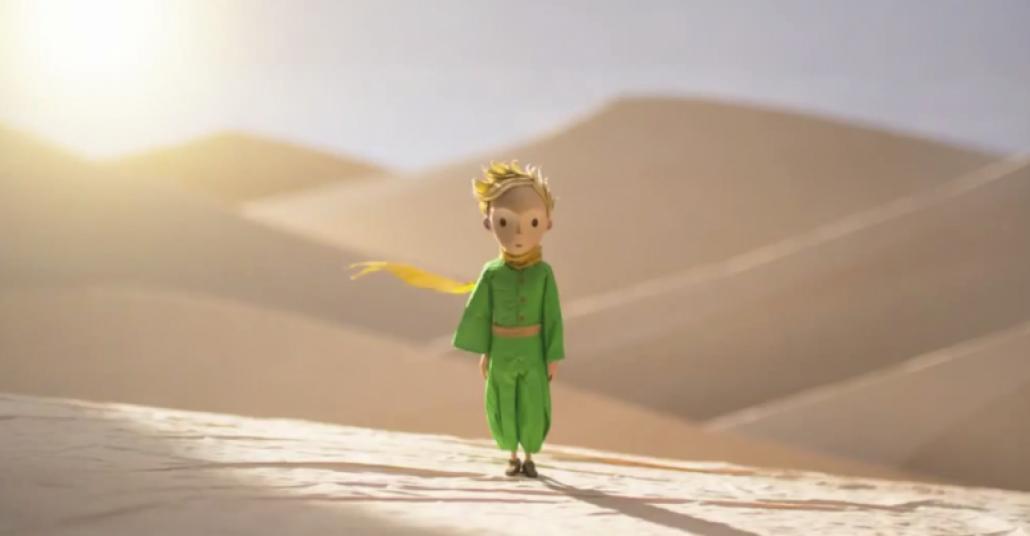 Küçük Prens'in Filmi Geliyor