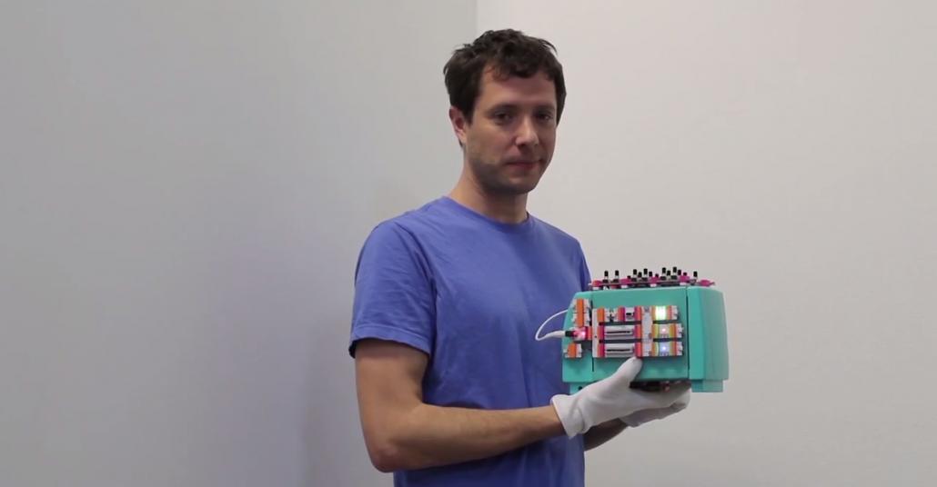 OK Go ve LittleBits'ten Her Eşyayı Enstrüman Yapan Proje