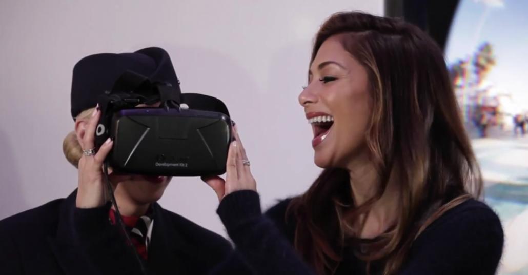 British Airways'ten Oculus Rift İle Amerika Deneyimi