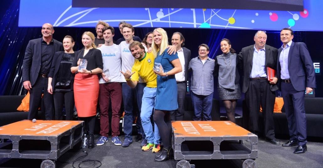 LeWeb Startup Yarışmasının Kazananları [LeWeb 2014]