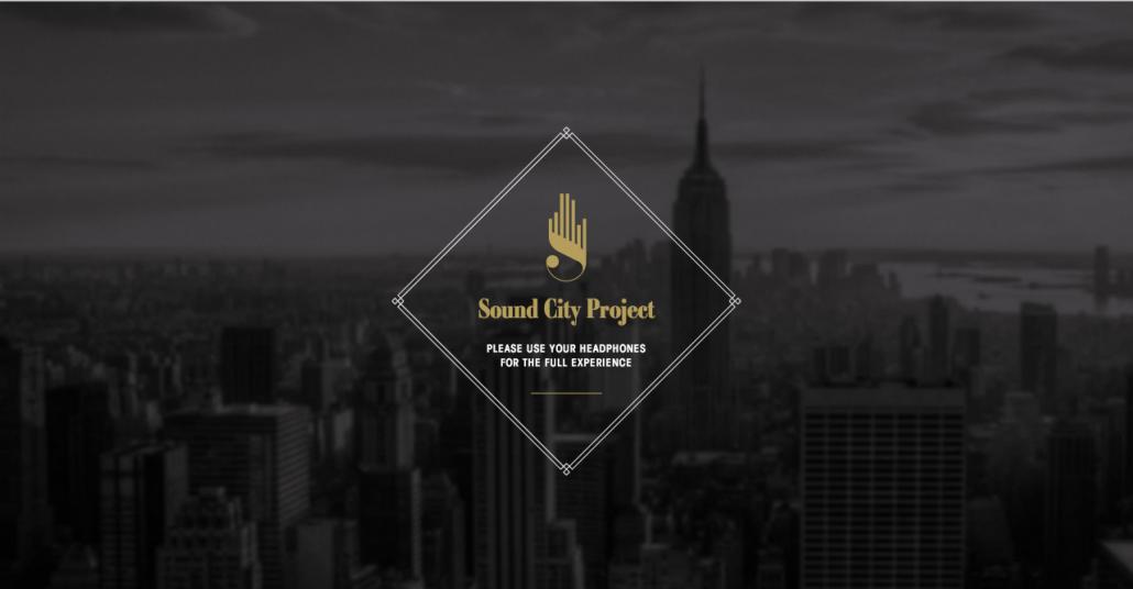 Sound City Project: Şehrin İçinden Güncel Ses Paylaşımı