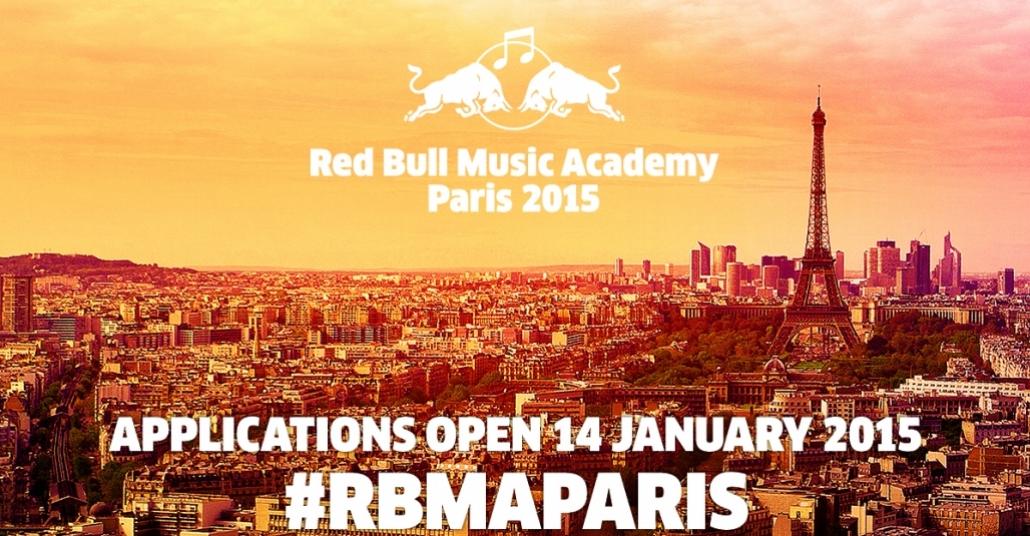 Red Bull Music Academy 2015 için Başvurular Başladı