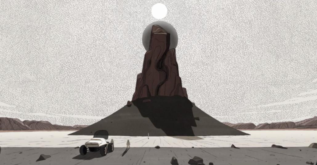3 Farklı Çizerin Elinden Çıkan Bilim Kurgu Animasyonu